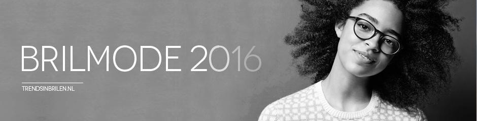 Brillen & modetrends 2016