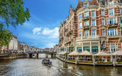 Wonen in Amsterdam, of toch rustig?