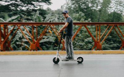 Alles over de elektrische scooter